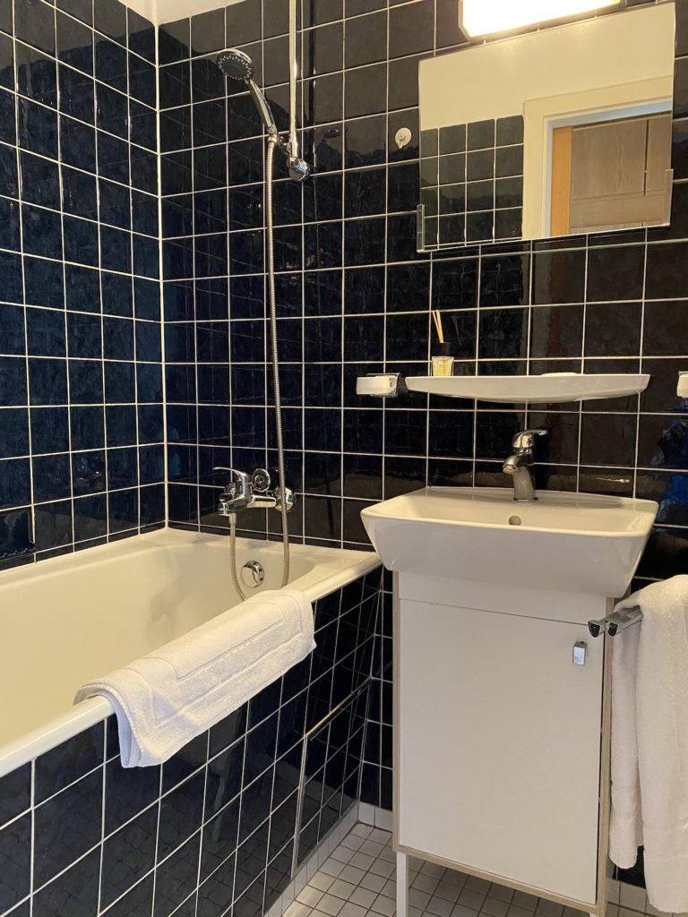 Einfaches Badezimer