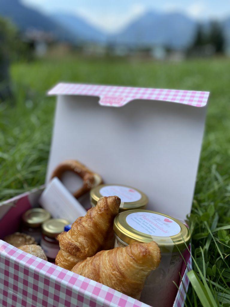 Frühstück Ferienwohnungen am Tegernsee